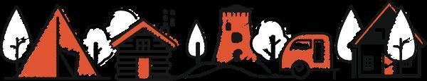 Camping Oud Drimmelen symbool